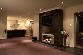 High Efficiency Fireplace (Gas)