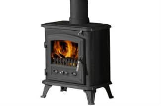 Masport WESTCOTT1000 cast-iron freestanding radiant wood heater