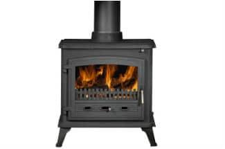 Masport WESTCOTT2000 cast-iron freestanding radiant wood heater